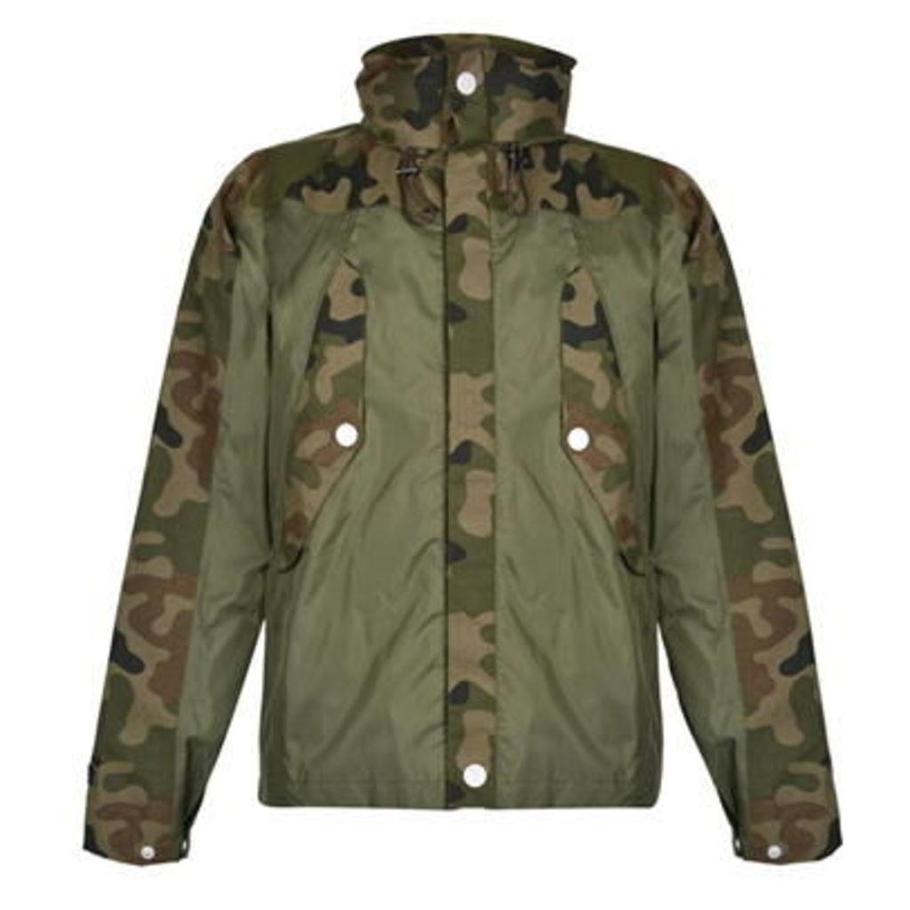 9f5a42d2eb47 K100 KARRIMOR BY NIGEL CABOURN Backpack Windbreaker Jacket by K100 ...