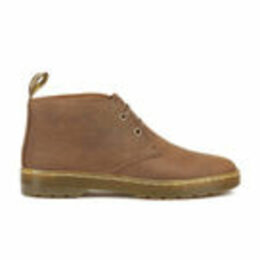 Dr. Martens Men's Cabrillo Crazyhorse Leather Desert Boots - Gaucho - UK 11 - Tan