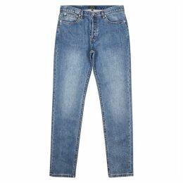 A.P.C. Petit New Standard Blue Slim-leg Jeans