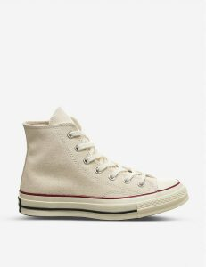 Converse Chuck Taylor All Star 70s Hi trainers, Mens, Size: 7, Parchment