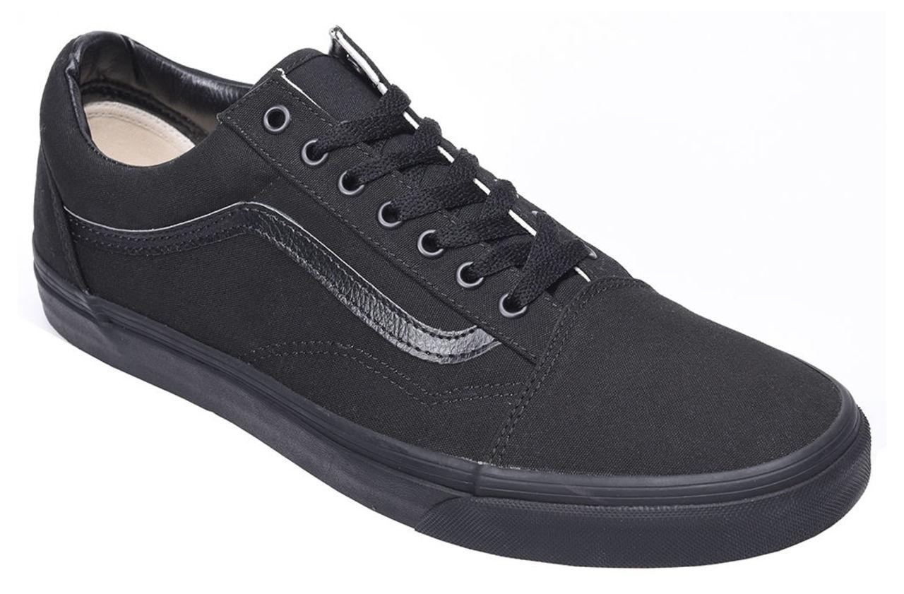 596660fb5f5ef1 Vans Old Skool - Black Black by Vans