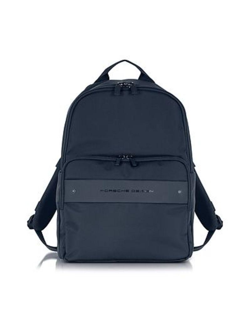 4993b8bff3d Porsche Design Designer Backpacks, Cargon 2.5 Dark Blue Nylon Backpack