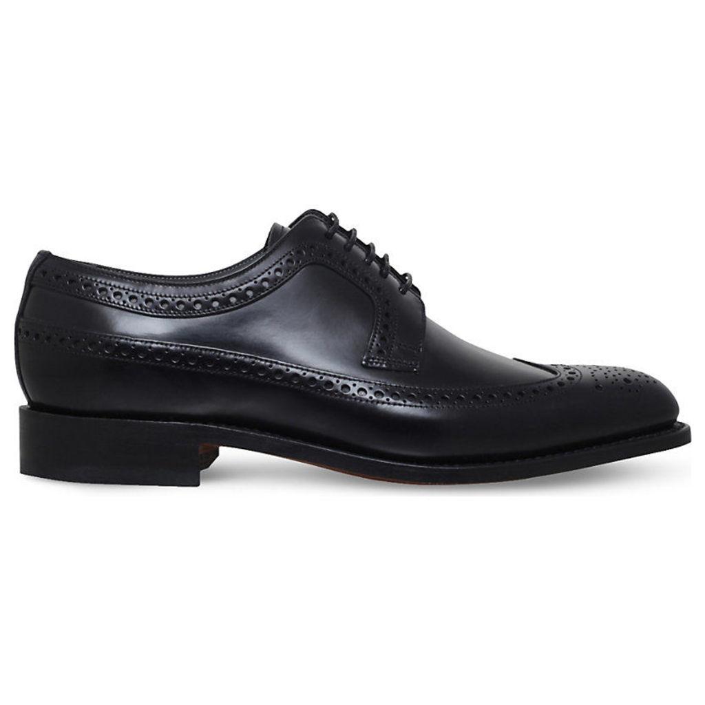 Woodbridge leather derby shoes