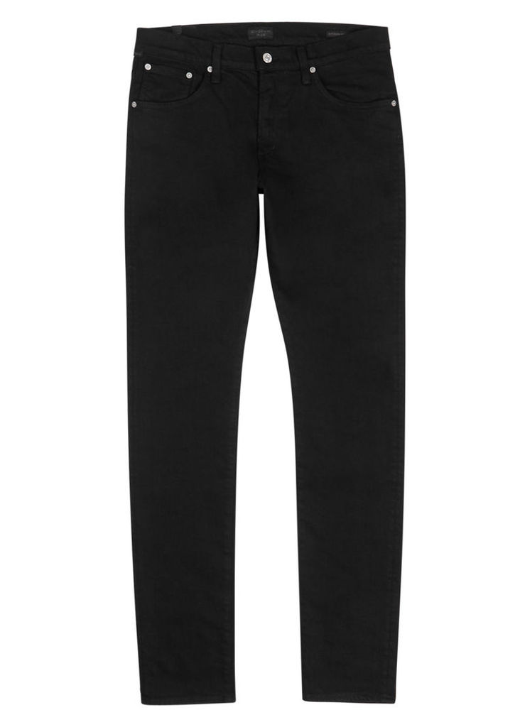 Citizens Of Humanity Noah Black Skinny Jeans