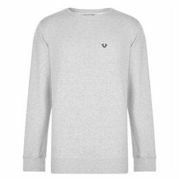 True Religion Metal Logo Sweatshirt