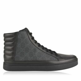Gucci Common High Gg Trainers