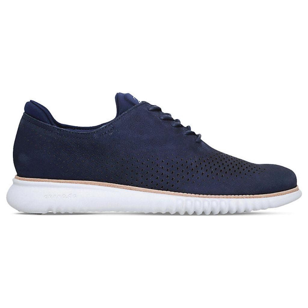 Cole Hann 2.ZERØGRAND leather shoes, Mens, Size: EUR 45 / 11 UK MEN, Navy