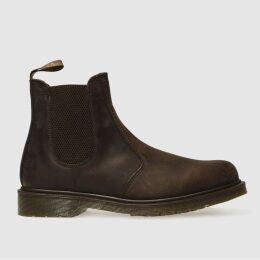 Dr Martens Brown 2976 Chelsea Boots