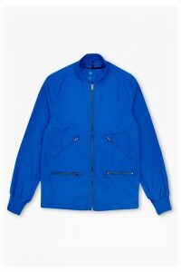 Fosbury Cotton Twill Jacket - prince blue