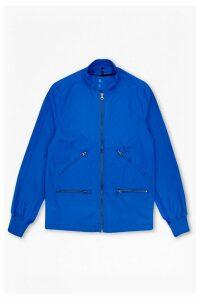 Fosbury Cotton Twill Jacket - prince blue