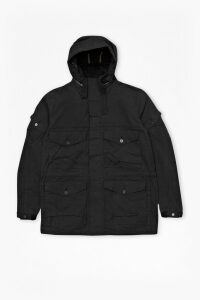 Chokwe Army Wolf Jacket - black