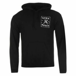 Official Guns n Roses Hoody Mens