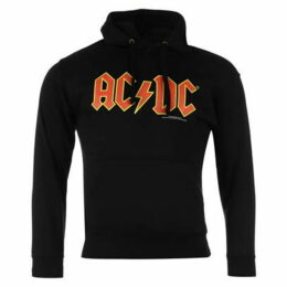 Official ACDC Hoody Mens