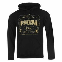 Official Pantera Hoody Mens