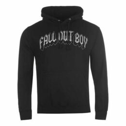 Official Fall Out Boy Hoody Mens