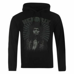 Official Jimi Hendrix Hoody Mens