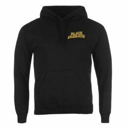 Official Black Sabbath Hoody Mens