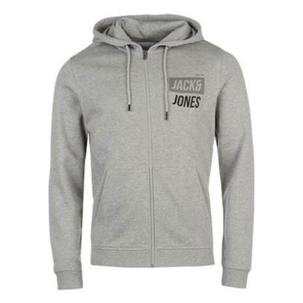 Jack and Jones Core Identity Zip Hoodie