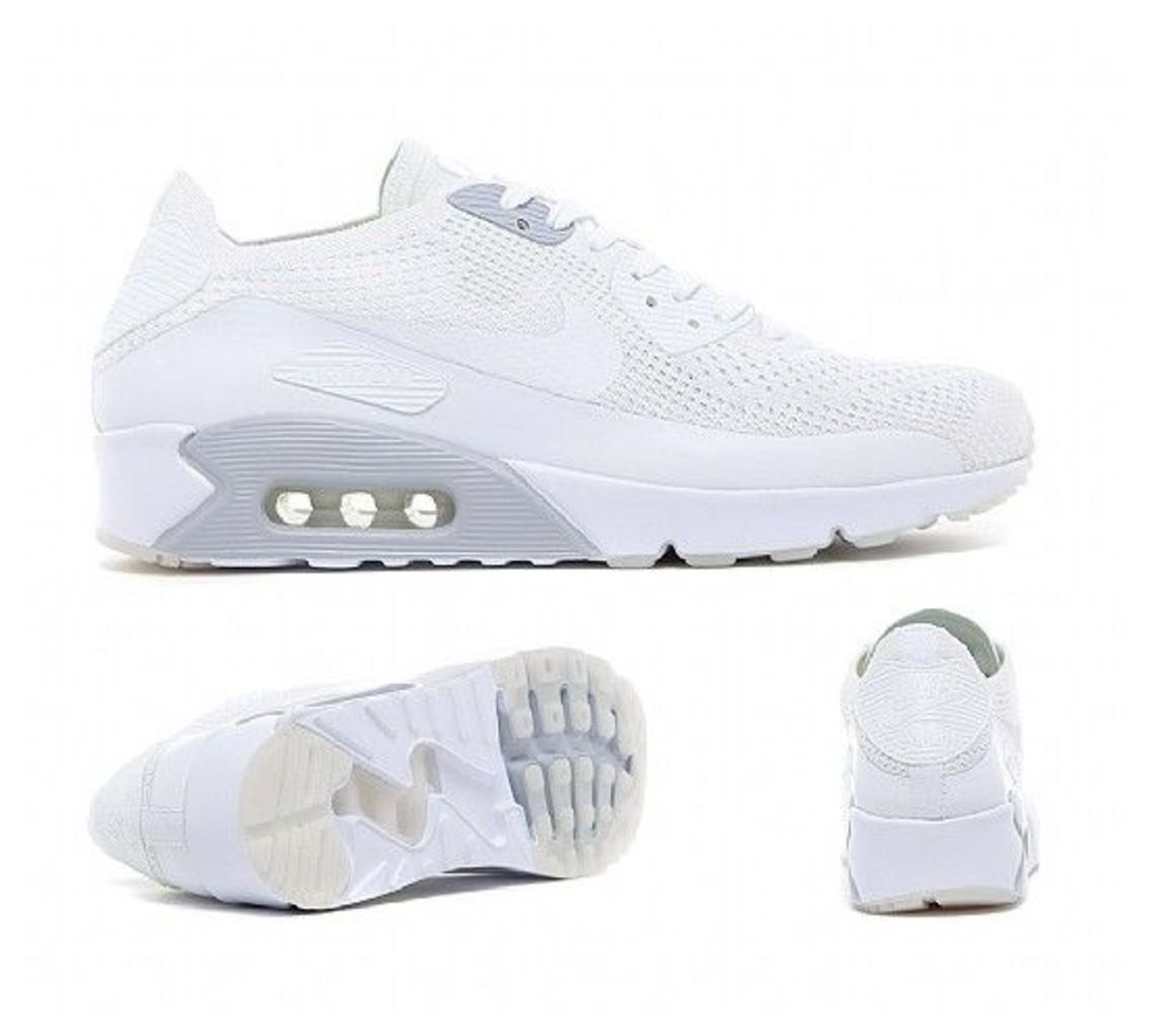 8e9b7dae371ac Air Max 90 Ultra 2.0 Flyknit Trainer by Footasylum