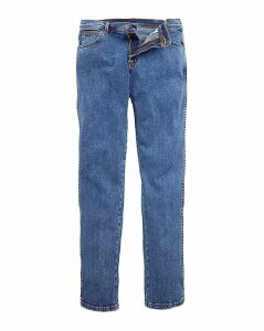 Wrangler Texas Stretch L Stone 34 In Leg