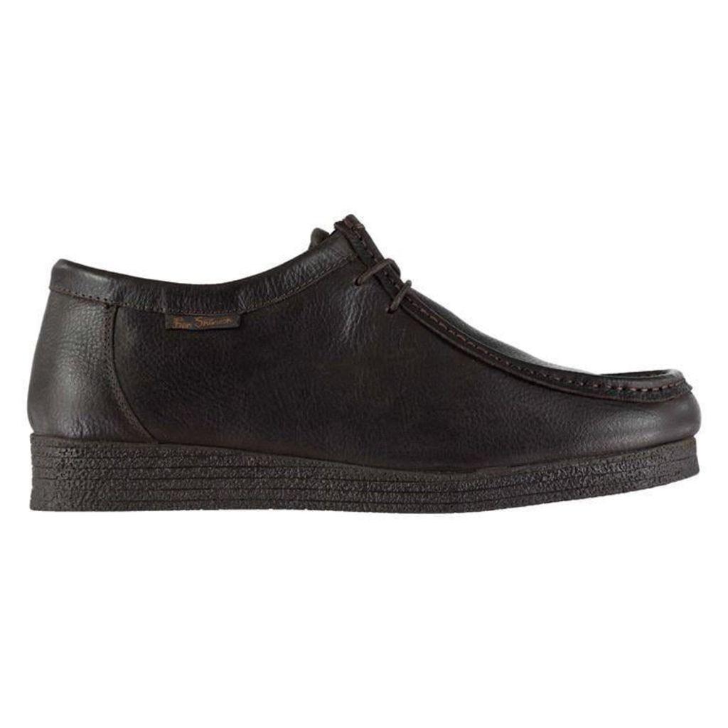 Ben Sherman Quad Wallabee Shoes