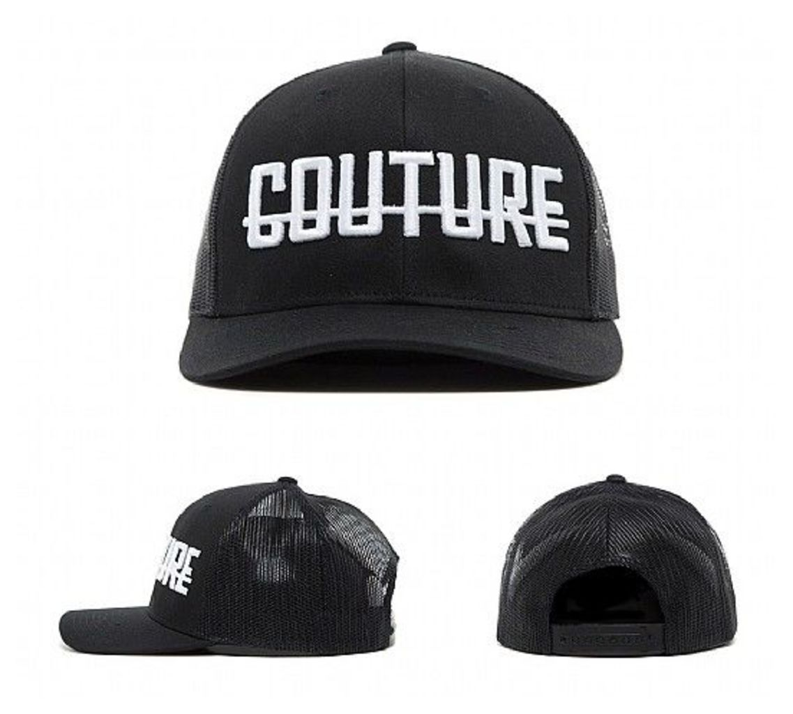Brand Carrier Trucker Cap by Fresh Couture  c8756706b18
