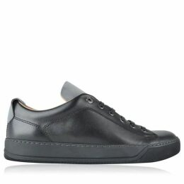 Lanvin Low Top Reflective Panel Trainers