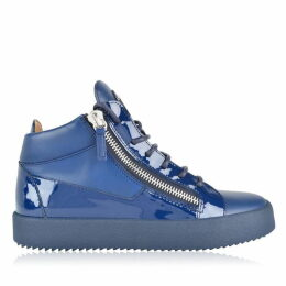 Giuseppe Zanotti May Patent High Top Top Trainers