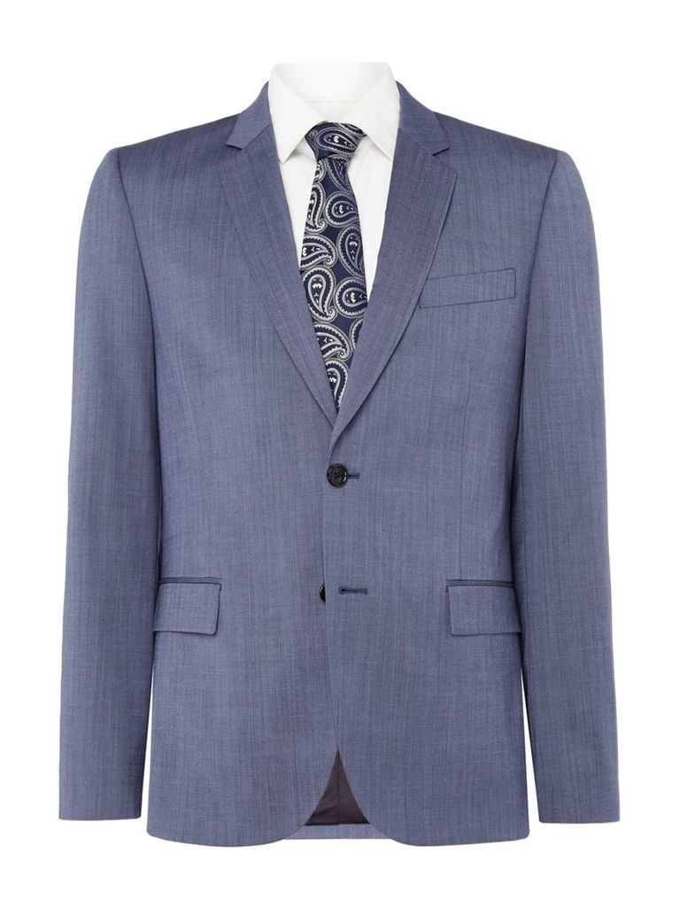 43f89636152 Men s PS By Paul Smith Mohair Wool Single Breasted Slim Fit Suit Jacket