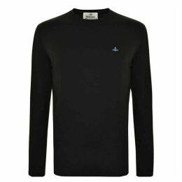 Vivienne Westwood Orb Long Sleeved T Shirt