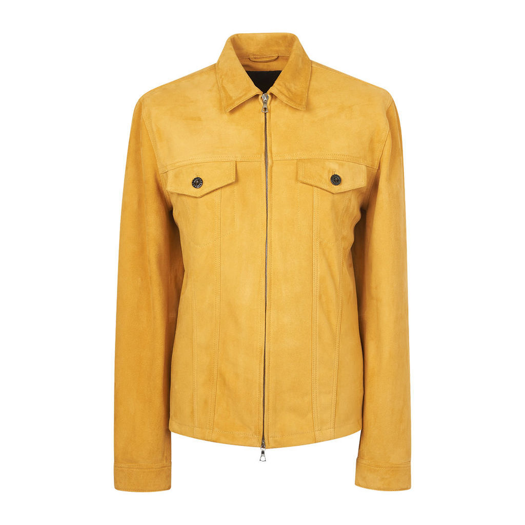 Pretty Green Men s Broadwick Jacket - Mustard - XXL by Pretty Green ... a51c65b1b8af