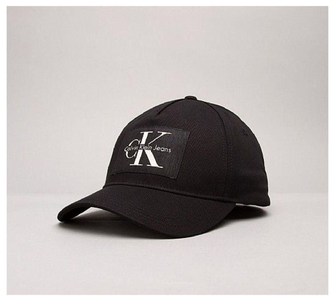 d5c9b40c Patch Logo Baseball Cap by Calvin Klein | Snap Fashion - Shop ...
