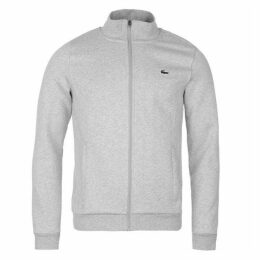 Lacoste Full Zip Funnel Sweatshirt
