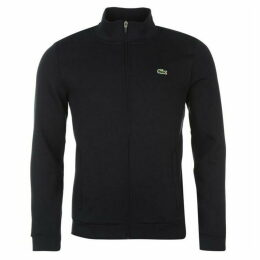 Lacoste Full Zip Funnel Sweatshirt
