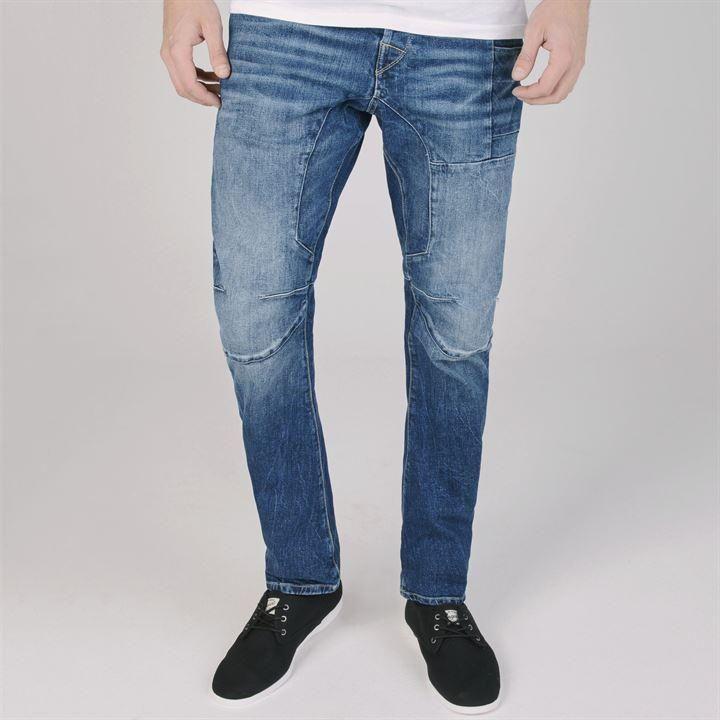 Jack and Jones Intelligence Stan Osaka Mens Jeans