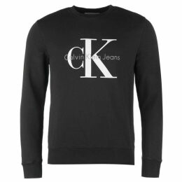 Calvin Klein Jeans Classic Logo Crew Sweatshirt