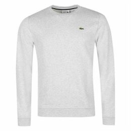 Lacoste Fleece Crew Sweatshirt