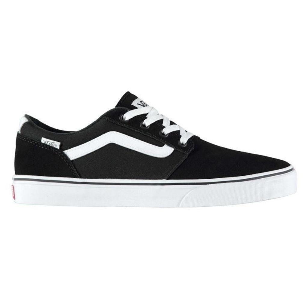 Vans Chapman Stripe Canvas Shoes
