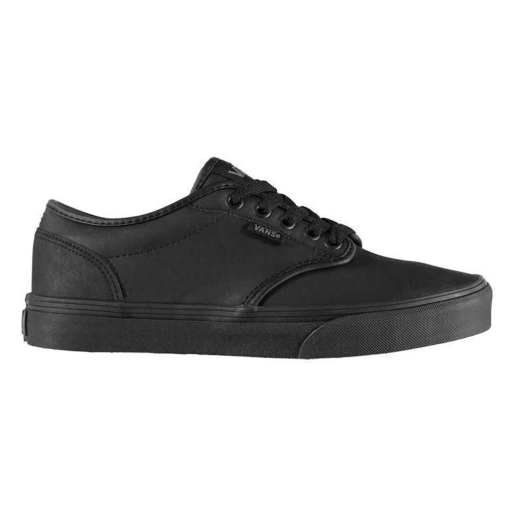 Vans Atwood Buck Leather Mens Shoes