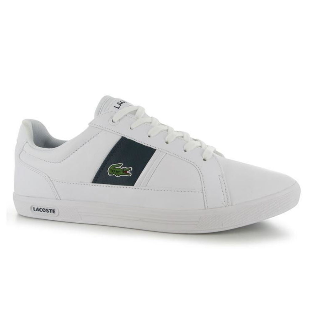 a3e676a5ad2b Lacoste Europa LCR Mens Trainers by Lacoste