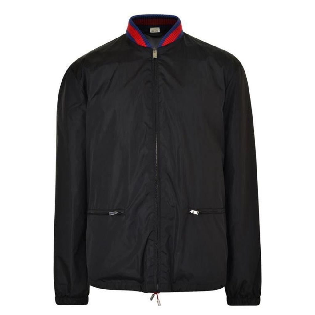 f3e2de999 GUCCI Snake Web Shell Jacket by Gucci   Snap Fashion - Shop Fashion ...