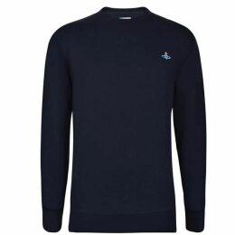 Vivienne Westwood Orb Crew Neck Sweatshirt