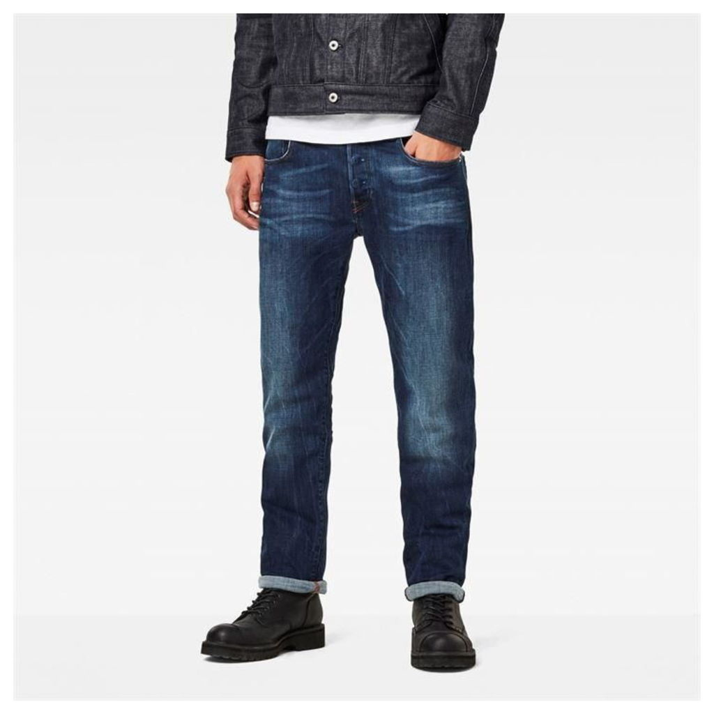 G Star Raw 3301 Straight Mens Jeans