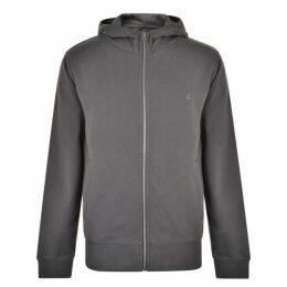 Vivienne Westwood Hooded Logo Zip Sweatshirt