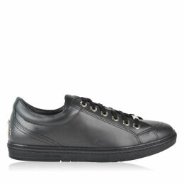 Jimmy Choo Cash Low Top Trainers