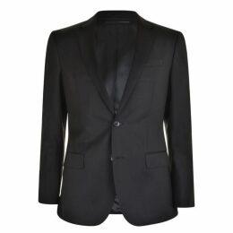 fb90e37bc1b81 Boss Nemir Plaid Blackwatch Regular Fit Tuxedo Jacket by Boss