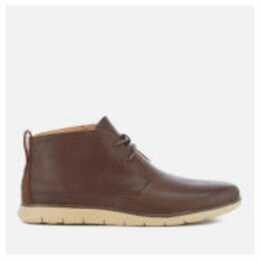 UGG Men's Freamon Waterproof Chukka Boots - Grizzly - UK 11