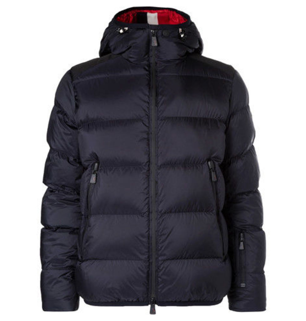 2aac52cc9 Hintertux Quilted Shell Hooded Jacket by Moncler Grenoble | Snap ...