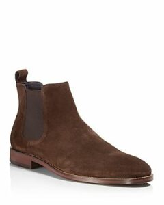 The Men's Store at Bloomingdale's Men's Suede Chelsea Boots - 100% Exclusive