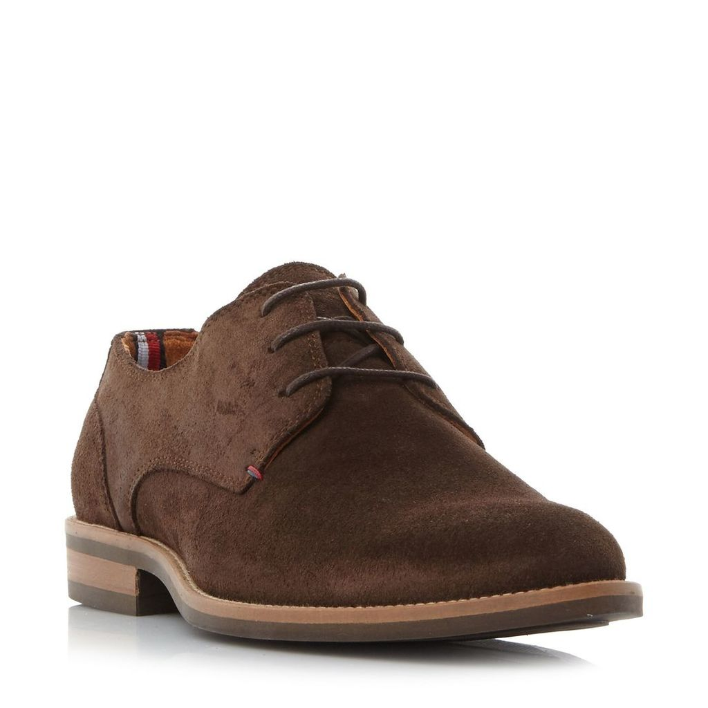 327ce8ce4 Tommy Hilfiger Daytona 1B Suede Gibson Shoes